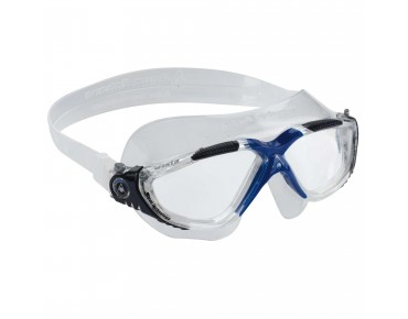 Aqua Sphere Vista goggles blue-transparent/clear lens