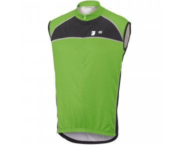 ROSE DESIGN III sleeveless jersey black/green