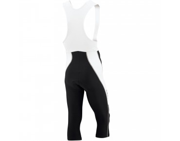 ROSE DESIGN III 3/4-length bib tights black/white