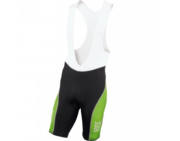 ROSE DESIGN III bib shorts black/green