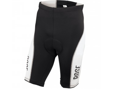 ROSE DESIGN III cycling shorts black/white