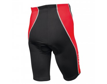 ROSE DESIGN III cycling shorts black/red