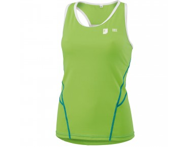 ROSE Women's top green/white