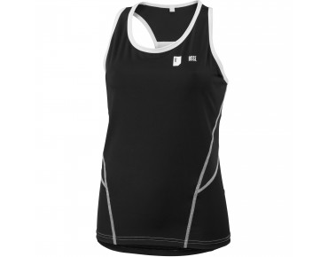 ROSE Women's top black-white