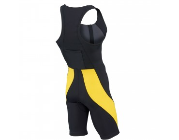 ROSE Body TRI SUIT I black/yellow/grey