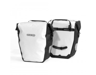ORTLIEB CITY Back-Roller white/black