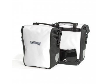 ORTLIEB SPORT-ROLLER City panniers white/black