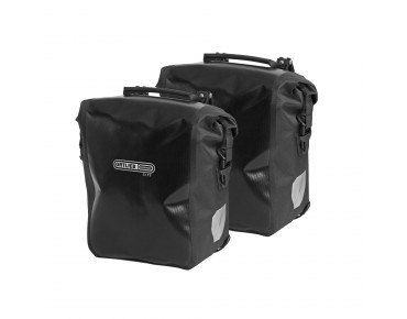 ORTLIEB SPORT-ROLLER City set of two pannier bags black