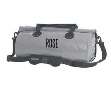 ORTLIEB/ROSE RACK PACK/ROSE travel bag light grey/black