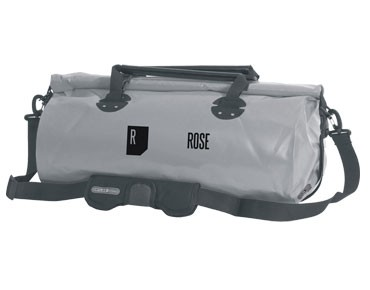 ORTLIEB/ROSE RACK PACK/ROSE travel bag hellgrau/schwarz