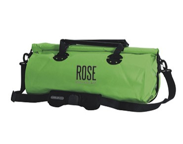 ORTLIEB/ROSE RACK PACK/ROSE travel bag apple green/black