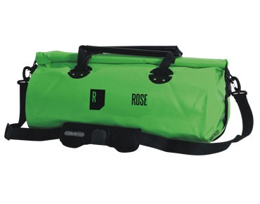 ORTLIEB/ROSE RACK PACK/ROSE travel bag apfelgrün/schwarz