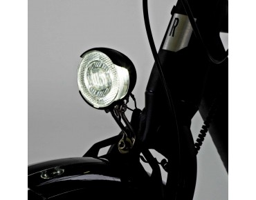 B + M Lumotec Lyt-T senso plus front headlamp black