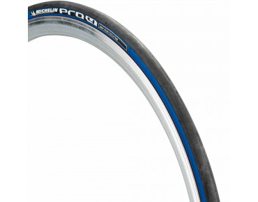 Michelin Pro4 road tyre blue/black