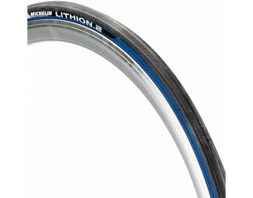 Michelin Lithion2 Rennradreifen blau/schw.