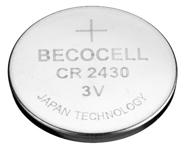 Becocell CR 2430 - batteria