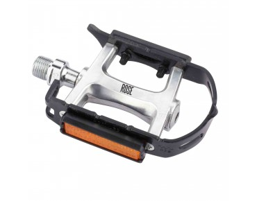 ROSE Sport R-104 pedals silver/black