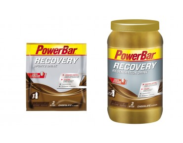 PowerBar Recovery drink powder chocolate