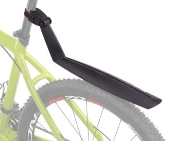 SKS Germany SKS X-TRA DRY MTB rear mudguard black