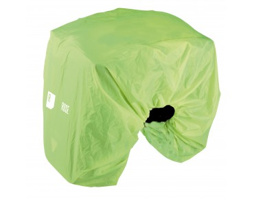 ROSE RC 4 rain cover for pannier sets (three-section bags) day-glo yellow