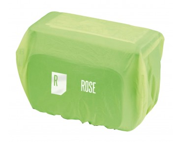 ROSE RC 6 rain cover for handlebar bags neongelb