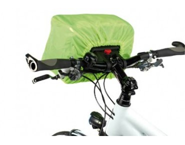 ROSE RC 6 rain cover for handlebar bags day-glo yellow