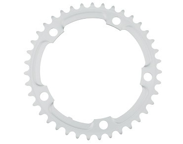 Shimano Tiagra FC-4600 chainring silber