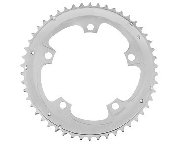 Shimano Tiagra FC-4603 chainring silber