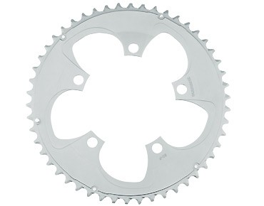 SHIMANO Tiagra FC-4650 chainring silber