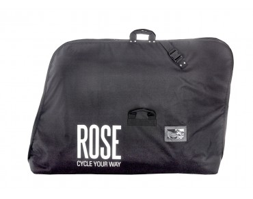 ROSE CONTAINERBAG PRO fietstransporttas black