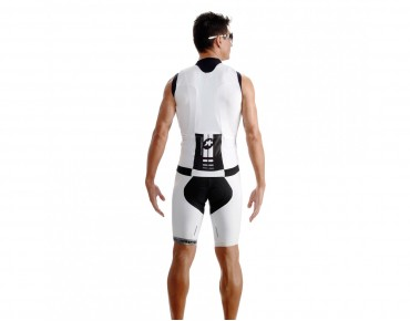 ASSOS NS.superLeggera sleeveless jersey white