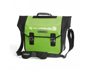 ORTLIEB DOWNTOWN QL3 messenger bag limone/schwarz