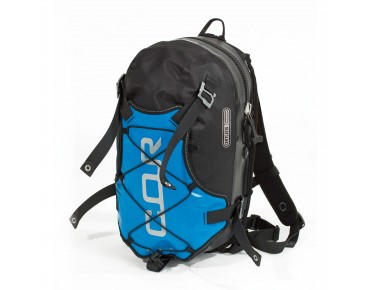 ORTLIEB COR 13 backpack black/ ocean blue