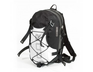 ORTLIEB COR 13 backpack black/white