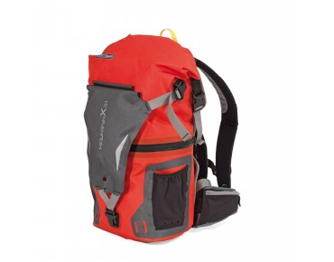 MOUNTAIN X 31 backpack signal red