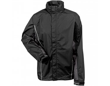ROSE RASUL waterproof jacket black/grey