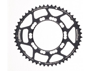 Rotor Q-Rings 50-tooth chainring black