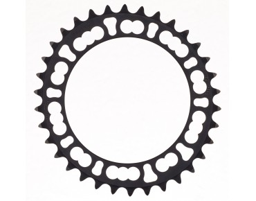 Rotor Q-Rings 34-tooth chainring schwarz