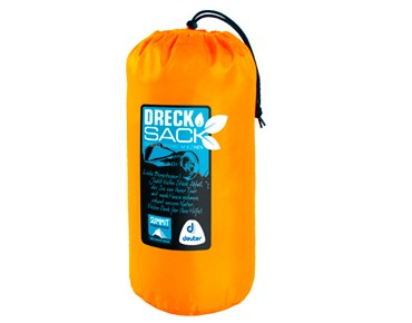 deuter DRECKSACK orange