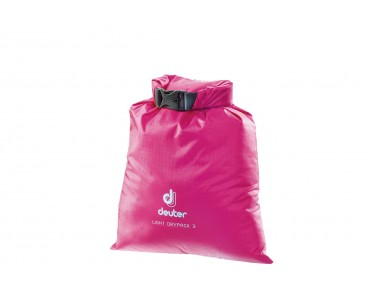 deuter LIGHT DRYPACK - sacca magenta