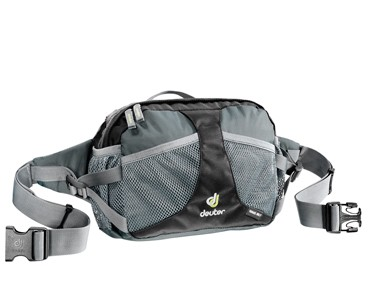 deuter hip bag TRAVEL BELT black/granite