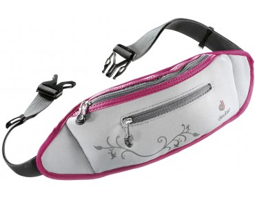 deuter hip bag NEO BELT II silver/magenta