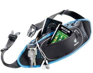 deuter hip bag NEO BELT II black/coolblue