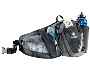deuter hip bag PULSE FOUR EXP charcoal/black