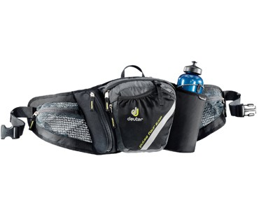 deuter hip bag PULSE FOUR EXP anthr./black