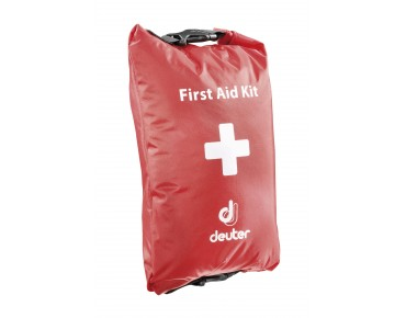 deuter FIRST AID KIT DRY M first aid kit bag red