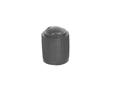 Tip Top Valve cap for Schrader valve black