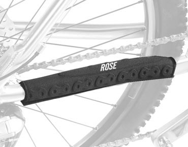 ROSE chainstay protector IV black