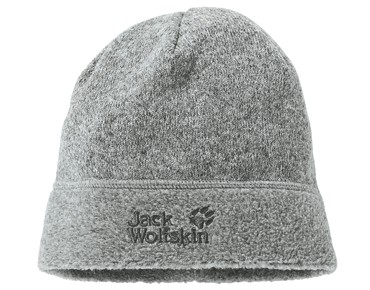 Jack Wolfskin CARIBOU Mütze light grey