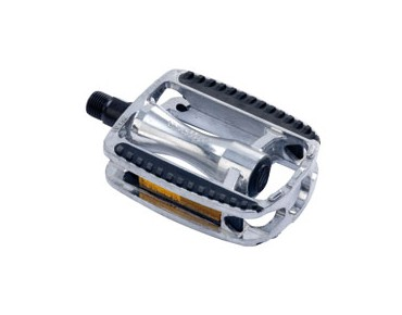 Wellgo LU-T 14 touring pedals black/silver